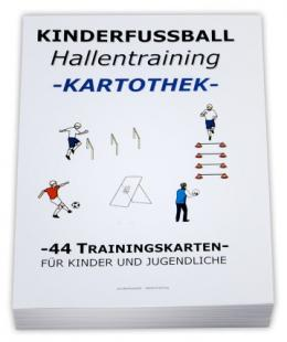 FUSSBALL Trainingskartothek - Hallentraining