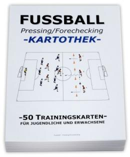 FUSSBALL Trainingskartothek - Pressing (Forechecking)