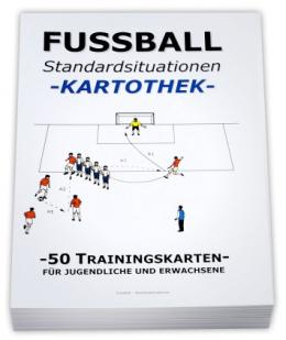 FUSSBALL Trainingskartothek - Standardsituationen