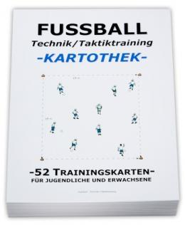 FUSSBALL Trainingskartothek - Technik/Taktik
