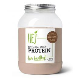 HEJ Natural Whey Protein 900g Cookie Dough